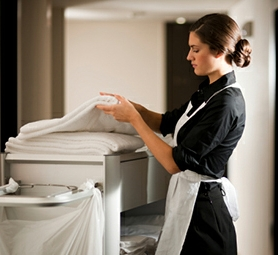 Five mistakes you're making with your hotel laundry